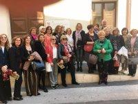 sindaco-Miceli assessore Barbagallo con Fidapa Sicilia